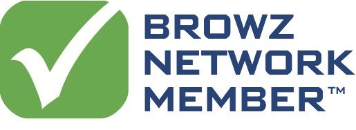 BROWZ Network Member logo